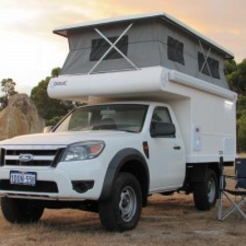 Campervans perth