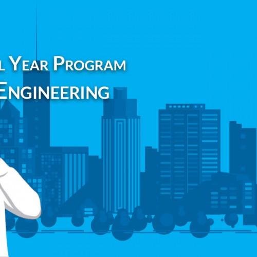Professional year engineering