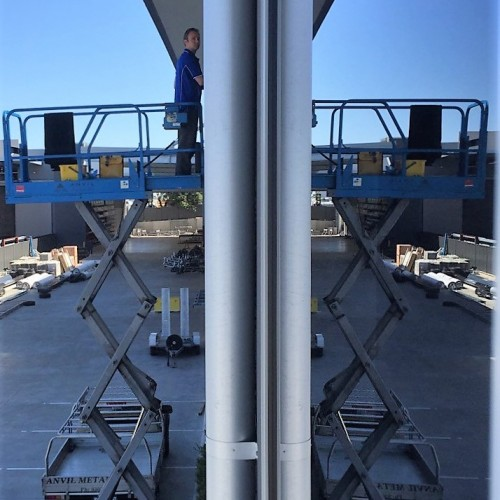 Scissor lift Wangara Perth